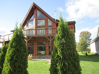 Waterfront on Paradise with amazing views - Brechin vacation rentals