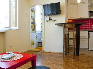 Happy Owl ap - Studio in Very center! - Belgrade vacation rentals