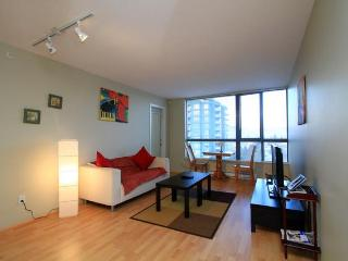 CENTRAL LOCATION FULL  FURNISHED CONDO SKYTRAIN - Vancouver vacation rentals