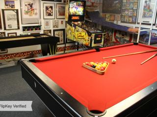 "Award-Winning Game Room,Pool,Spa,65""TV,4bed,3bath - Kissimmee vacation rentals"