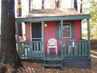 Exterior Cottage 2 - Sun Valley Cottages, Cottage #2 - Weirs Beach, NH - Laconia - rentals