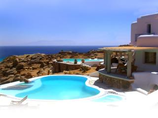 A private luxury villa to rent in Mykonos - Rethymnon vacation rentals