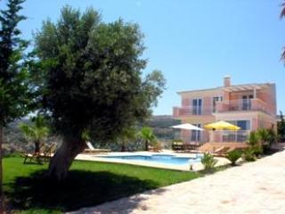 Great Rethymnon Villa overlooking the Aegean sea - Rethymnon vacation rentals