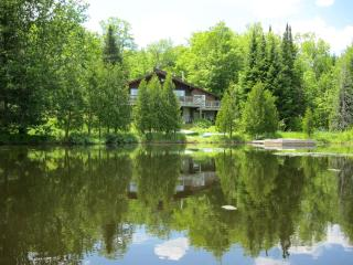 SPLENDID Lakefront SKI CHALET , Laurentians - Morin Heights vacation rentals