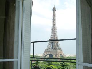 Trocadero - Eiffel Tower - Paris vacation rentals