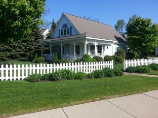 Darling Two-Story Cottage w/ Guest Quarters - Manistee vacation rentals