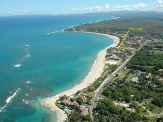 Villa Gecko a fantastic Cabarete Beach Villa - Cabarete vacation rentals