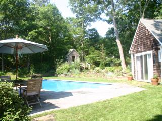 Secluded comfortable EH family home - East Hampton vacation rentals