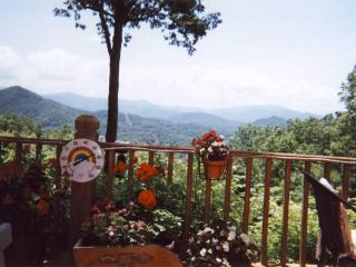 Retreat in the Sky-A Very Special Place for Two... - Bryson City vacation rentals
