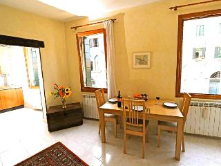 Casa della Sensa, on a tranquil backwater canal - City of Venice vacation rentals