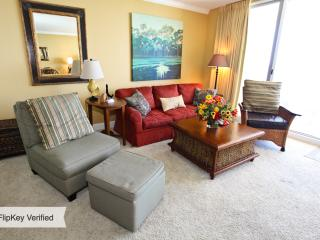 $200 OFF Fall Wkly Rates -EBeach -1 Bedrm + 2 Bath - Panama City Beach vacation rentals