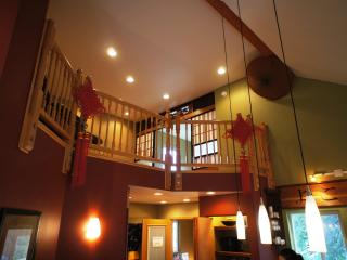 Asian Motif Lodge(large group) walking to Resort - Girdwood vacation rentals