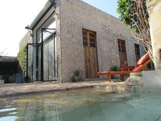 Casablanca living, 2 BR modern, colonial house - Merida vacation rentals