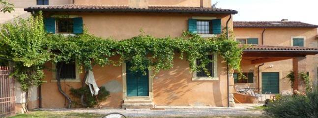 facade exterior - Casa Antares - Pescantina - rentals