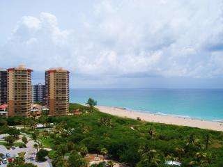 SUPERB ocean and waterway views Marriott Resort! - Singer Island vacation rentals