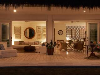 Beach Front 3 bedroom villa - Canggu vacation rentals