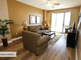 Gorgeous 2 Bed + Bunk Room, 2 Bath 8th flr condo - Panama City Beach vacation rentals