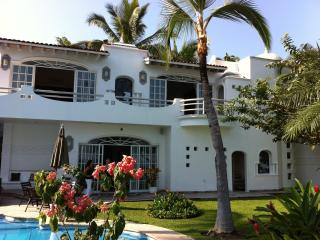Beachfront Mansion In Puerto Vallarta Mexico - Puerto Vallarta vacation rentals