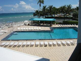 Luxury Beach Front Condo - Hollywood vacation rentals