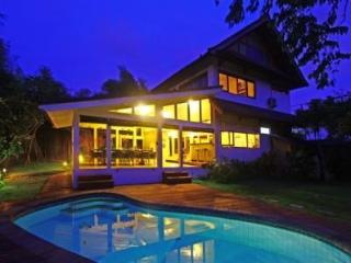 Seminyak Villa 4br 3bth. pool, minute from beach, - Seminyak vacation rentals