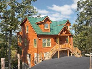 April May Special-Secluded+Convenient Cabin-60' 3D TV,WIFI,Massager,Ps2&More! - Sevierville vacation rentals