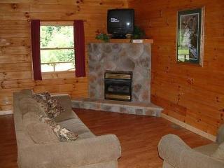 2 bedroom Cabin with Deck in Cabins - Cabins vacation rentals