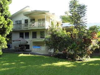 Nice Studio Apt. Hamakua Coast, 5 min to Dtwn Hilo - Papaikou vacation rentals