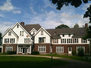 Huge Mansion - sleeps 34! Pool, Tennis, by Hildene - Manchester vacation rentals