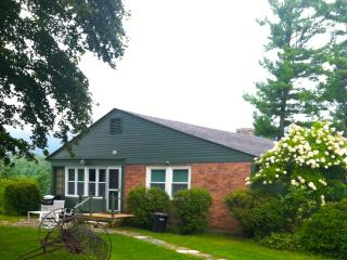 Innkeeper's Cottage, Views, pool, tennis, sleeps 6 - Stratton and Bromley Ski Areas vacation rentals