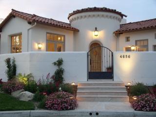 Santa Barbara-style luxury in quiet neighborhood - Burney vacation rentals