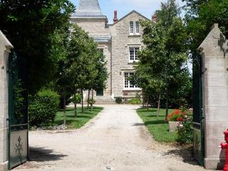 Beautiful Burgundy vacation Castle with A/C - Burgundy vacation rentals
