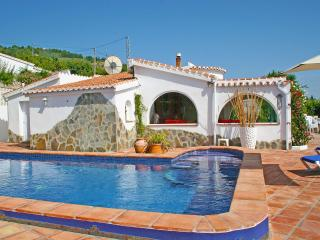 Beautifully restored Andalucian villa - views - Malaga vacation rentals