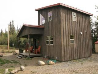 Cozy 1 bedroom Cabin in Kasilof with Deck - Kasilof vacation rentals