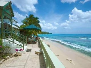 Turtle Reef, Mullins - A Charming Beachfront Villa - Mullins vacation rentals