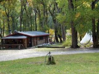 Rabbit Den of Bunnylane Cabins (Shared Bathhouse) - Nathrop vacation rentals