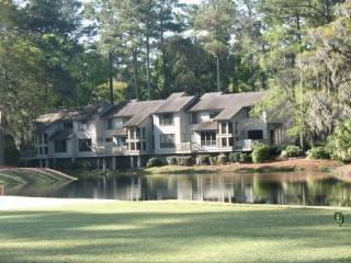 Dramatic GOLF/LAGOON View, 2 King Beds, Tennis - Hilton Head vacation rentals