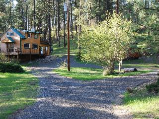 Peaceful, Private Cabin Overlooking the Clearwater - Orofino vacation rentals