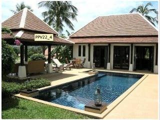 Villa 22 Plumeria Place - 2 bed villa with pool - Koh Samui vacation rentals