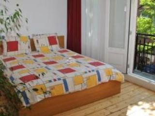 Cozy apartment and full balcony- NL-AM 085 - Image 1 - Amsterdam - rentals