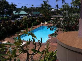 Spacious two Bedroom, two Bath Ocean View condo, close to town - Kailua-Kona vacation rentals