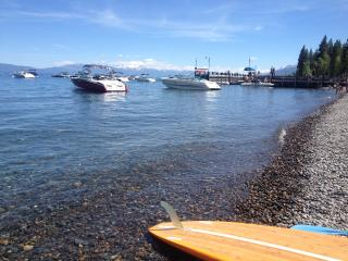 Lake Tahoe Cabin close 2 Homewood Squaw Alpineski - Tahoe City vacation rentals