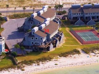 Gorgeous House with Deck and Internet Access - Pensacola Beach vacation rentals