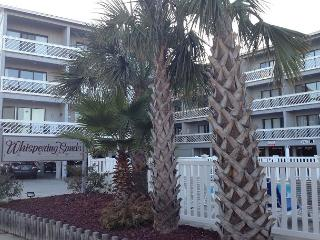 Large 1BR on boulevard with pool! Sleeps 6. - Garden City Beach vacation rentals