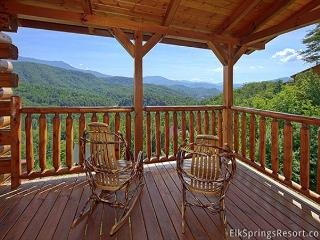 5 Bedroom - Mountain Views and Close to Downtown - Sleeps 20 - Gatlinburg vacation rentals