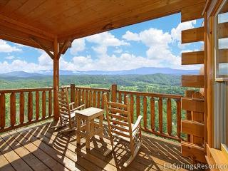 1 Bedroom Luxury Cabin with Amazing Views - Sleeps 4, 2 Full Baths - Sevierville vacation rentals