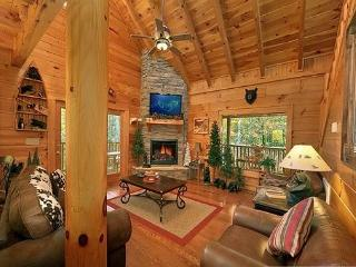 CEDAR FOREST-Private-Home Theater-3 Stories-2/2 - Pigeon Forge vacation rentals