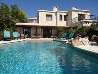 Luxury 5* 4-Bed Stone Villa in Peyia, Coral Bay - Peyia vacation rentals