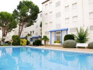 Nice Condo with Shared Outdoor Pool and Balcony - L'Escala vacation rentals