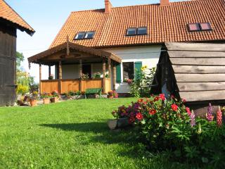 Charming Cottage with Deck and Internet Access - Olsztynek vacation rentals