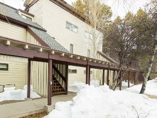 Great One Bedroom Unit in the Aspens -Available for Winter long term rental. - Wilson vacation rentals